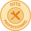 Outil professionnel